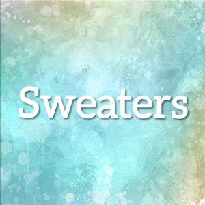 Sweaters - Assorted Sweaters: Turtlenecks, Cardigans, etc